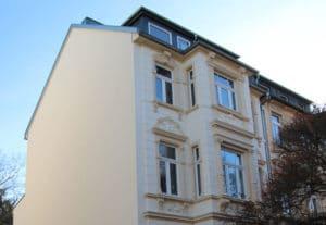Maler Bonn: Fassade streichen