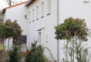 Putz-Arbeiten Bonn: Hausfassade