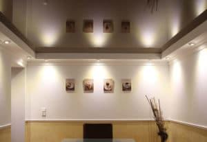 Renovierungsarbeiten Bonn: Spiegel an der Decke