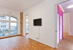 Trockenbau Bonn: Renovierung und Sanierung Wohnzimmer