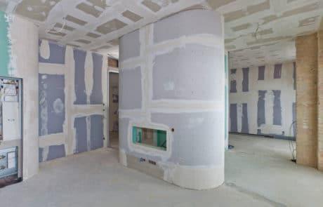 Trockenbau Bonn: Renovierung und Sanierung vorher