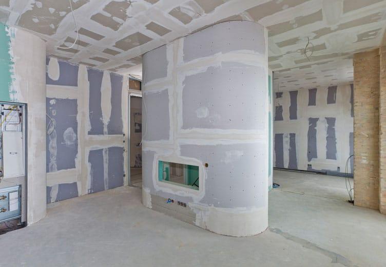 Trockenbau Bonn Wand Und Decke Verkleiden Vorher Stuck Becker