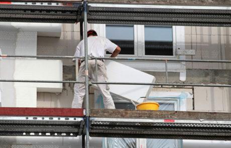 Wärmedämmung Bonn Altbau - Fassade dämmen