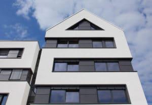 Wärmedämmung Bonn: Fassade dämmen eines modernen Hauses